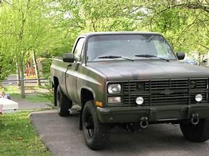 1986 Chevy K-30 Cucv  K Pickup 3500