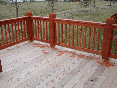 clear deck stain ideas design ideas