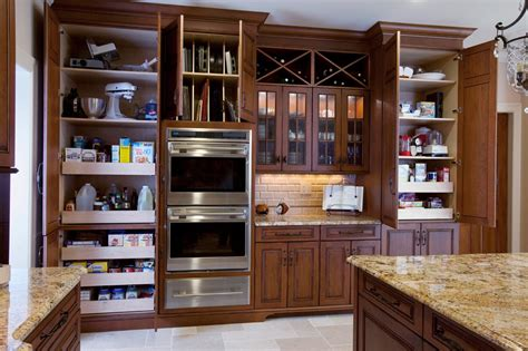 Kitchen Cabinet Storage Ideas  Closet Organizing, Long