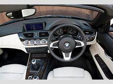 BMW Z4 20092016 interior Autocar