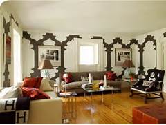 Ways To Decorate A Living Room by How To Repair How To Decorate An Unique Large Living Room Wall How To