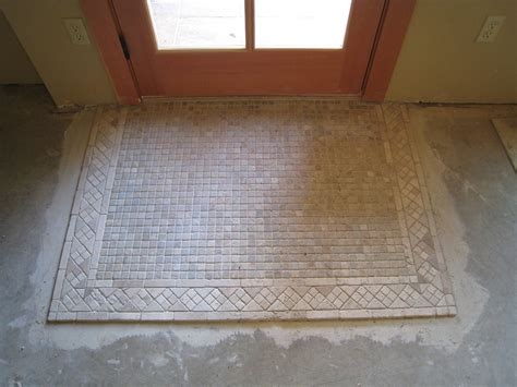 Transition Tile To Wood Entryway Flooring Ideas