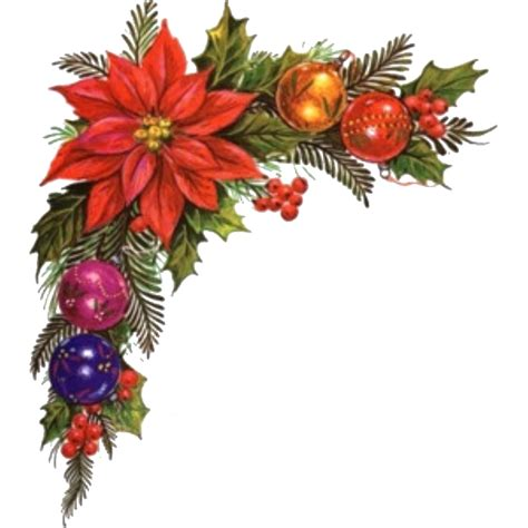 xmas swag png look in the nook free images digital printables web graphics png files more