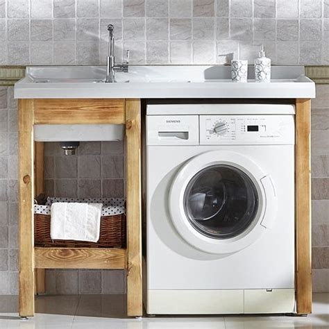 kitchen cabinet washing machine păstrezi mașina de spălat rufe curată tot timpul 5859