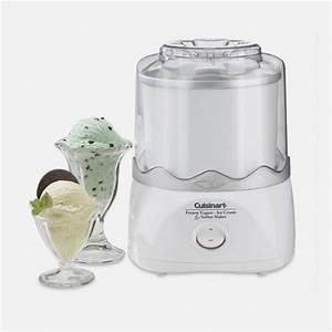 Cuisinart Ice Cream Maker Instructions  All In 5 Minutes