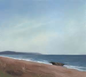 Along the Beach - Oil | Available Paintings