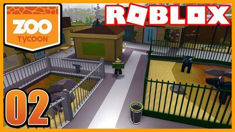 roblox zoo tycoon