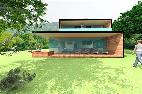 maison bois contemporaine d architecte bio maison d architecte