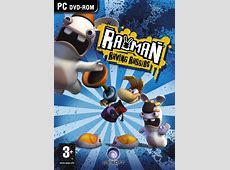 Rayman Raving Rabbids Box Shot for PC GameFAQs