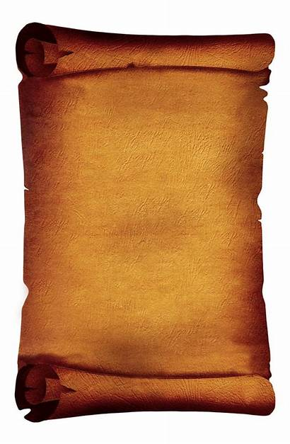 Menu Scroll Blank Rights Bill Scrolls Constitution