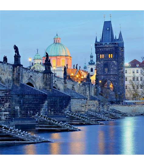 wall calendar prague winter