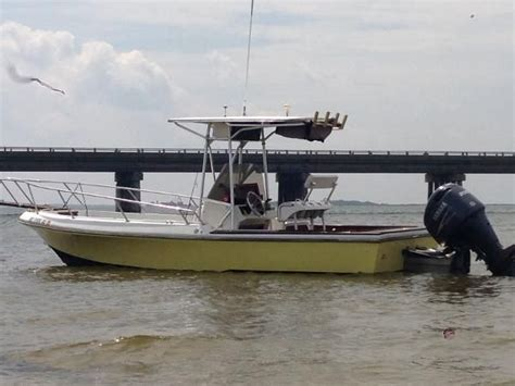 Centre Console Fishing Boat For Sale Uk by Used Saltwater Fishing Marine Center Console Boats For
