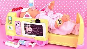 Bébé Corolle Youtube : ambulance baby doll doctor corolle mon premier b b malade doc la peluche youtube ~ Medecine-chirurgie-esthetiques.com Avis de Voitures
