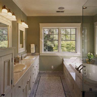 benjamin moore  dried basil bathroom ideas