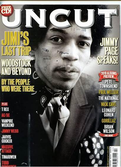 Uncut Magazine Studies Hendrix Jimmy Bradshaw Emilia