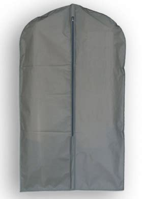 Cover Suit by Zip Up Hanging Suit Dress Coat Garment Bag Clothes Cover