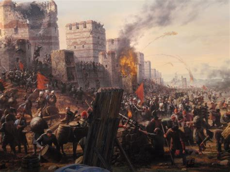 constantinople siege fall of constantinople thinglink