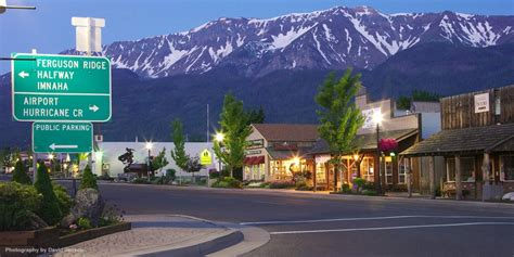 Oregon, USA - Tourist Destinations