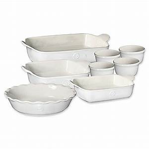 Emile Henry 8-Piece Ceramic Bakeware Set - Bed Bath & Beyond