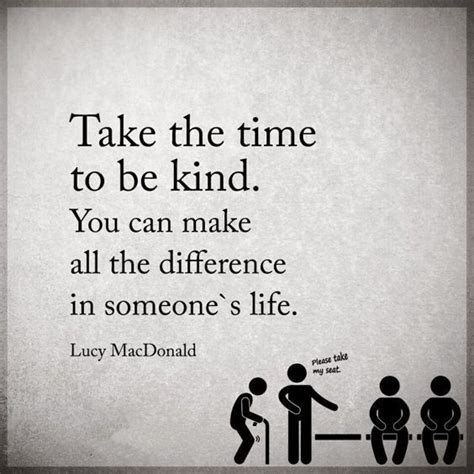positive life quotes   time   kind difference
