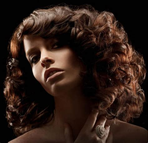 Permed Hairstyles For Black by Curly Permed Hairstyles For Black