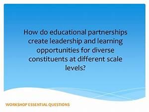 Giant Venn Diagram  New Approaches To Educational Partnerships