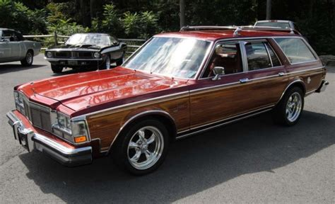 Dodge Diplomat For Sale by 440 Six Pack Swapped 1978 Dodge Diplomat Sleeper Wagon