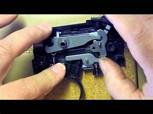 Walther Trigger Unit - How It Works