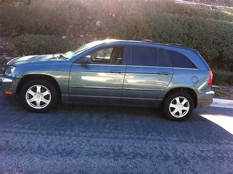 Chrysler Pacifica Touring 2005 by Purchase Used 2005 Chrysler Pacifica Touring Sport Utility