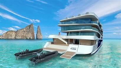 Flora Celebrity Cruises Galapagos Cruise Islands Mega