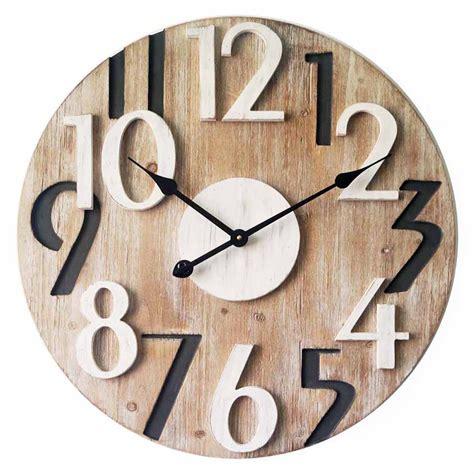 horloge cuisine grande horloge murale pas cher 28 images indogate