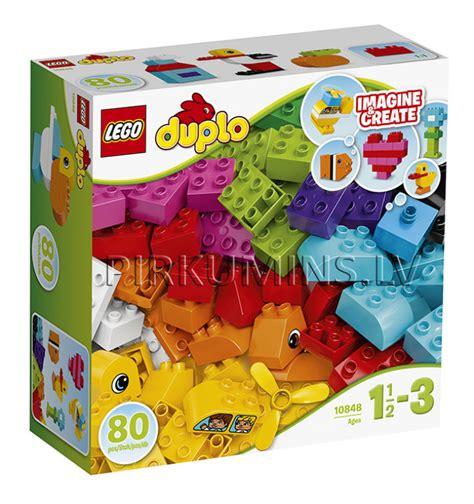 10848 LEGO® DUPLO Mani pirmie klucīši, no 1.5 līdz 3 ...