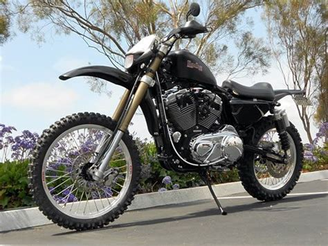Give Your Sportster A Sense Of