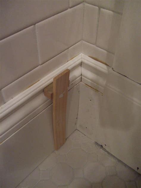 smiths bathroom baseboard
