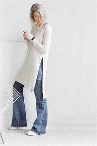 1000+ images about Flare jeans/sneakers on Pinterest