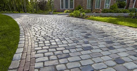 driveway paving materials driveway paving materials for elegance and durability in detroit bloomfield farmington hills