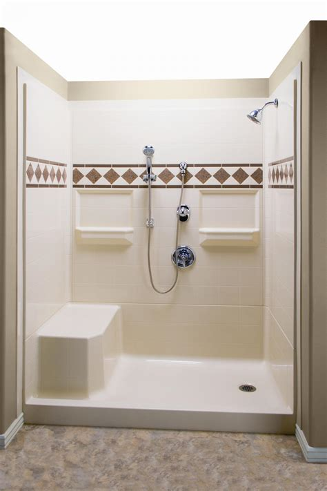 handicap walk in shower veneto services llc remodeler shower units