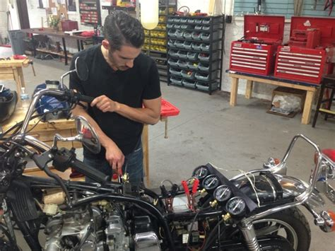 Motorcycle Maintenance Classes Chicago