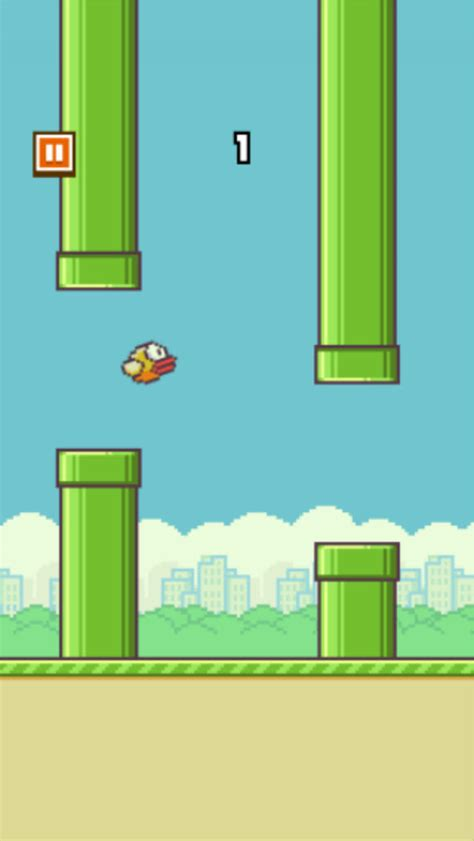 iphone with flappy bird flappy bird iphone wallpaper