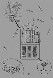 Fuse Box  U0026 Relays - Construction Jcb  530s  7970 Electrics