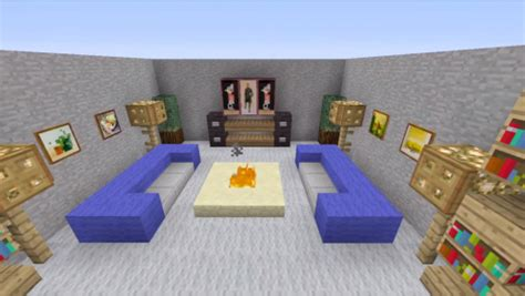Living Room Ideas Minecraft by Awesome Minecraft Living Room Design Ideas Minecraft