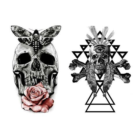 chaise tete de mort image tete de mort mexicaine design bild