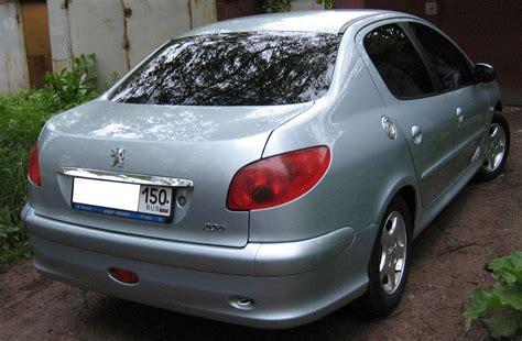 Used 2008 Peugeot 206 Sedan Photos 1587cc Gasoline Ff