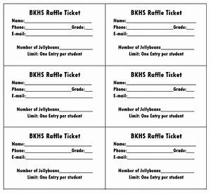 raffle ticket templates raffle ticket templates large With entry tickets template