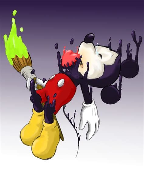 Epic Mickey By Hat M84 On Deviantart