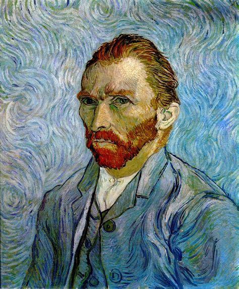 Vincent Van Gogh Self Portraits The Yellow Ochre Blog