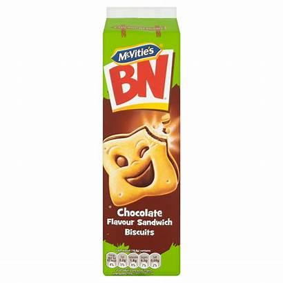 Bn Biscuits Chocolate Sandwich Mcvitie Flavour 295g