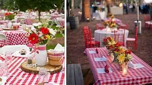 Deco De Table Champetre : deco table champetre anniversaire beau idee deco champetre ~ Melissatoandfro.com Idées de Décoration