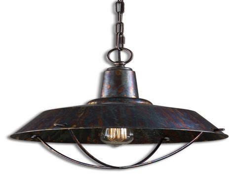 rustic industrial kitchen home depot pendant light