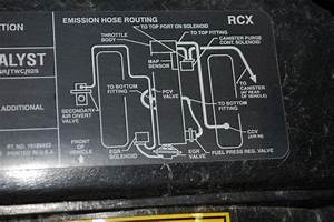 Vacuum Hose Routing Diagram Chevy